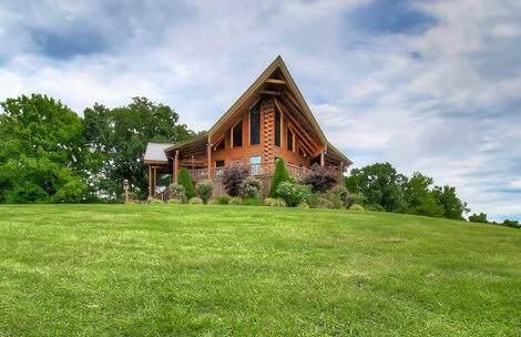 827 Huffman Road, Piney Flats, TN 37686 (MLS #9906321) :: Conservus Real Estate Group