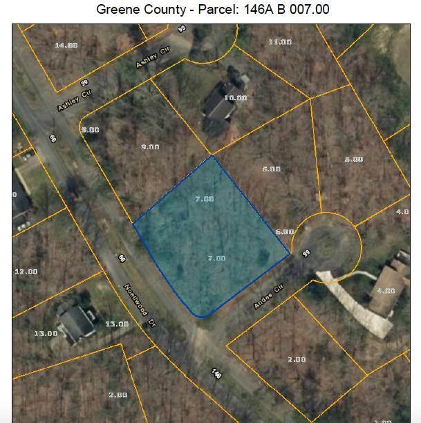 Lot 2 Noellwood Drive, Greeneville, TN 37743 (MLS #9922722) :: Red Door Agency, LLC
