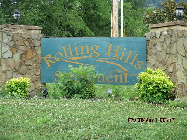 37 Rolling Hills Dr. Drive, Church Hill, TN 37642 (MLS #9925164) :: Tim Stout Group Tri-Cities