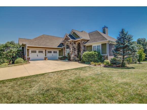 113 Creek Side Court, Bristol, TN 37620 (MLS #383652) :: Highlands Realty, Inc.