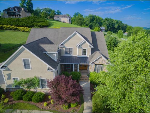 204 Highland Gate Dr, Johnson City, TN 37615 (MLS #401132) :: Highlands Realty, Inc.