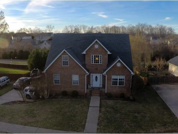204 Lee Carter Drive, Johnson City, TN 37601 (MLS #402092) :: Highlands Realty, Inc.