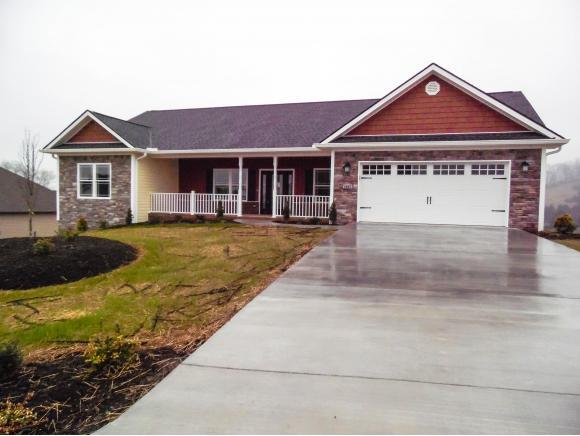 1097 Peaceful Drive, Jonesborough, TN 37659 (MLS #402145) :: Highlands Realty, Inc.