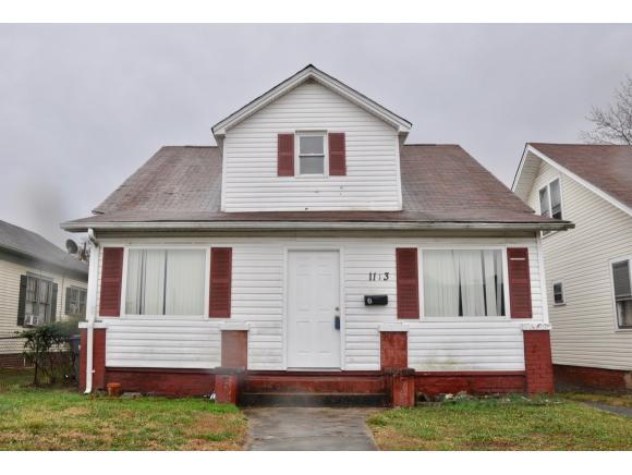1113 Center E, Kingsport, TN 37660 (MLS #402586) :: Highlands Realty, Inc.