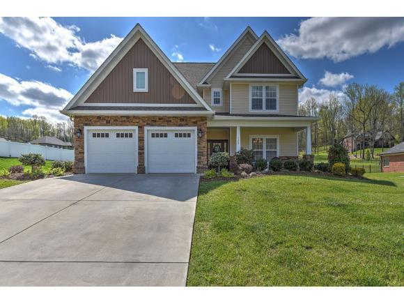 185 Settler's Way, Gray, TN 37615 (MLS #405300) :: Griffin Home Group
