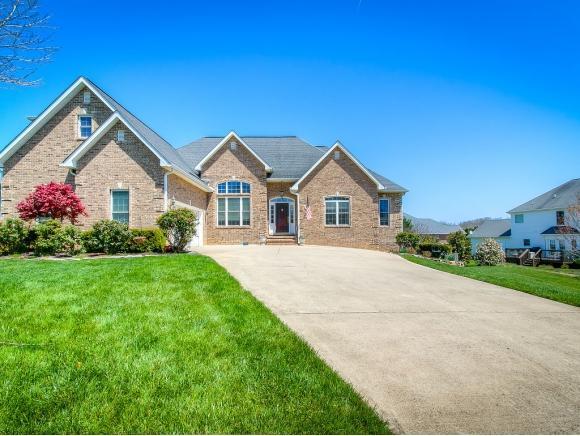 2 Castleton Court, Johnson City, TN 37615 (MLS #405431) :: Highlands Realty, Inc.