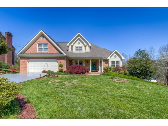 312 Chesterfield Drive, Kingsport, TN 37663 (MLS #405479) :: Conservus Real Estate Group
