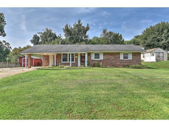 353 College Hills Drive, Greeneville, TN 37745 (MLS #406894) :: Conservus Real Estate Group