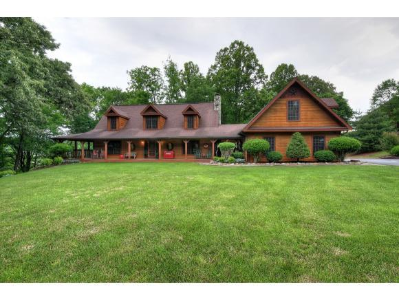 180 Country Acres Dr, Elizabethton, TN 37643 (MLS #407480) :: Conservus Real Estate Group