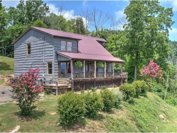 1155 Mountain Loop, Greeneville, TN 37745 (MLS #409879) :: Griffin Home Group