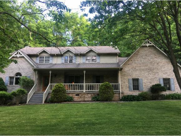 336 Spring Valley Drive, Bristol, VA 24201 (MLS #412955) :: Highlands Realty, Inc.