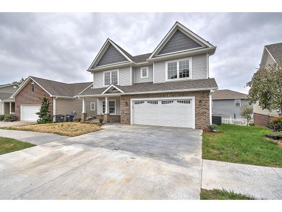 1512 Polo Fields Place, Kingsport, TN 37663 (MLS #413257) :: Conservus Real Estate Group