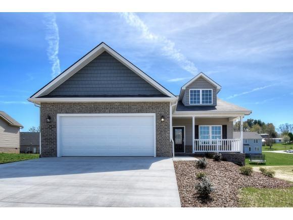 800 Ashley Meadows, Jonesborough, TN 37659 (MLS #414645) :: Highlands Realty, Inc.
