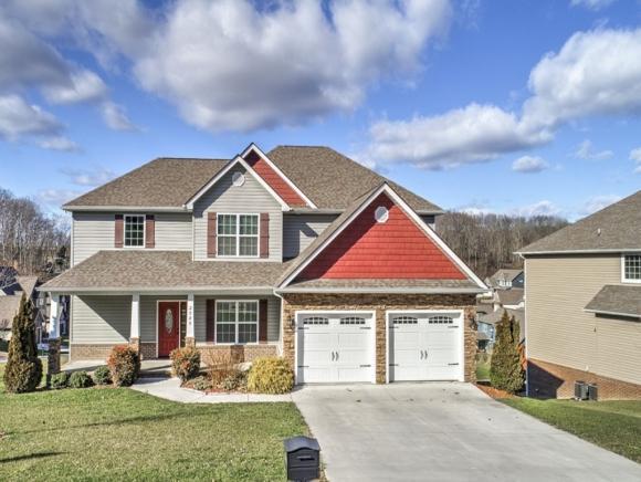 2585 Bridgeforth Crossing, Kingsport, TN 37664 (MLS #415398) :: Highlands Realty, Inc.
