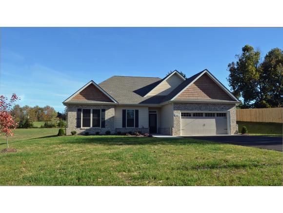 586 Sugar Hollow Rd, Jonesborough, TN 37659 (MLS #415666) :: Griffin Home Group