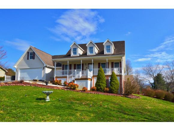 25260 Whiteridge Drive, Abingdon, VA 24211 (MLS #417245) :: Highlands Realty, Inc.