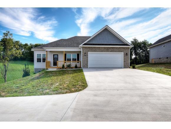 2177 Poplar Ridge Ct, Piney Flats, TN 37686 (MLS #417379) :: Bridge Pointe Real Estate