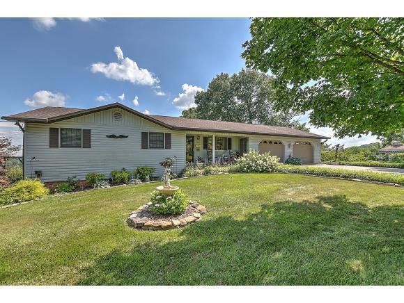 1001 Dixieland Drive, Kingsport, TN 37665 (MLS #423811) :: Highlands Realty, Inc.