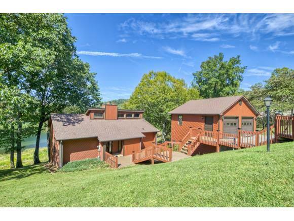 487 Lakeshore Rd, Bluff City, TN 37618 (MLS #427587) :: Bridge Pointe Real Estate