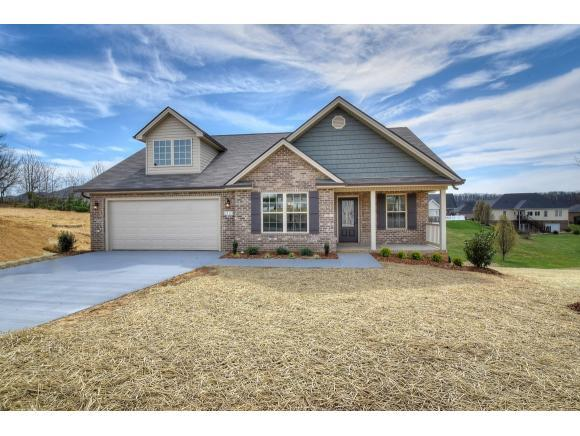 2163 Meadow Creek Ln, Jonesborough, TN 37659 (MLS #397207) :: Griffin Home Group