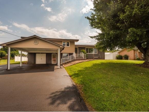 190 Elm Lane, Bluff City, TN 37618 (MLS #407477) :: Griffin Home Group