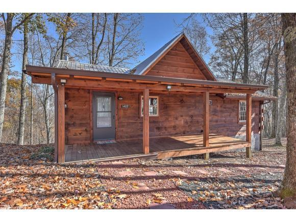 1405 Coal Pit Branch Rd., Fort Blackmore, VA 24250 (MLS #411965) :: Conservus Real Estate Group