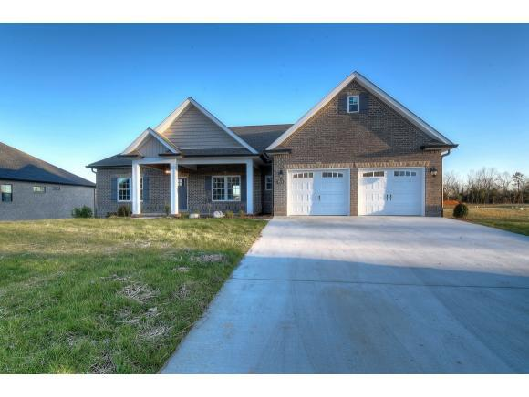 3313 Allison Meadows, Piney Flats, TN 37686 (MLS #412422) :: Griffin Home Group