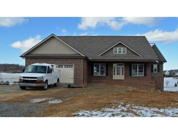 1200 Peaceful Dr, Jonesborough, TN 37659 (MLS #415672) :: Conservus Real Estate Group