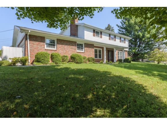 95 Terrace Dr., Bristol, VA 24202 (MLS #395563) :: Highlands Realty, Inc.