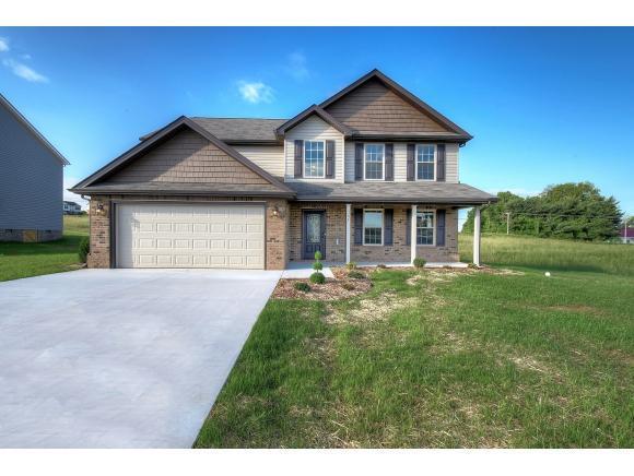 761 Ashley Meadows, Jonesborough, TN 37659 (MLS #414643) :: Highlands Realty, Inc.