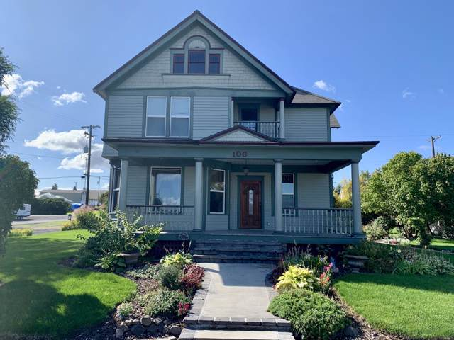 106 SW Regent Ave, OTHER, WA  (#37808) :: The Spokane Home Guy Group