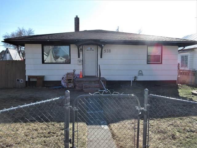 538 E Heroy Ave, SPOKANE, WA 99207 (#37982) :: The Spokane Home Guy Group