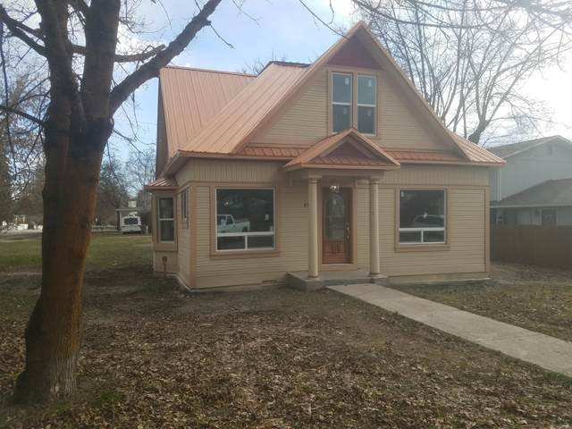 458 E 1ST AVE., COLVILLE, WA 99114 (#38157) :: The Spokane Home Guy Group