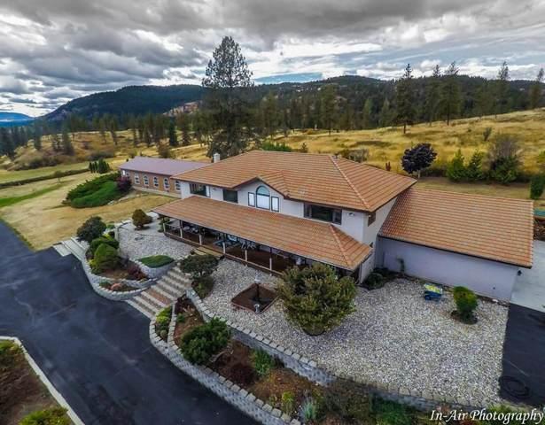 63 Windy Ridge Ln, KETTLE FALLS, WA 99141 (#38379) :: The Spokane Home Guy Group