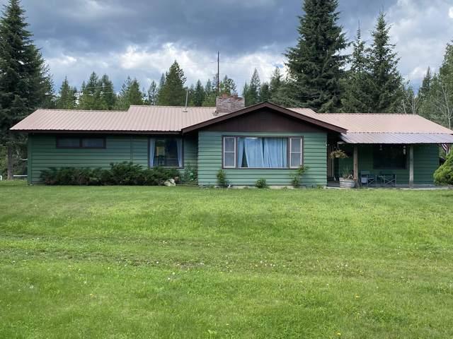 151 Greenhouse Rd, IONE, WA 99139 (#38405) :: The Spokane Home Guy Group