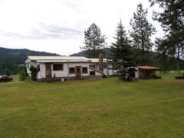 3349K Rockcut Rd, KETTLE FALLS, WA 99141 (#38443) :: The Spokane Home Guy Group