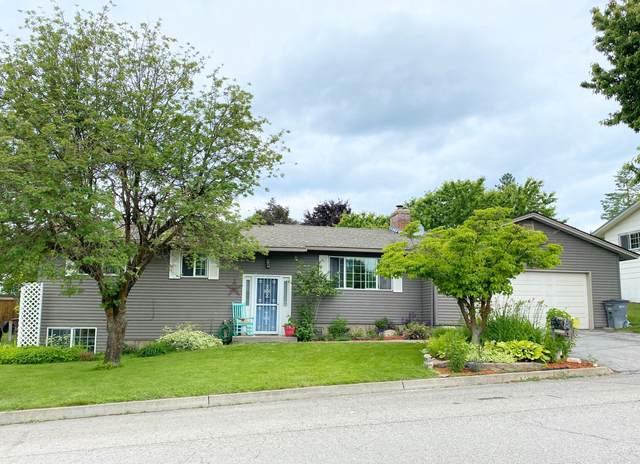1607 E Ivy Ave, COLVILLE, WA 99114 (#38468) :: The Spokane Home Guy Group