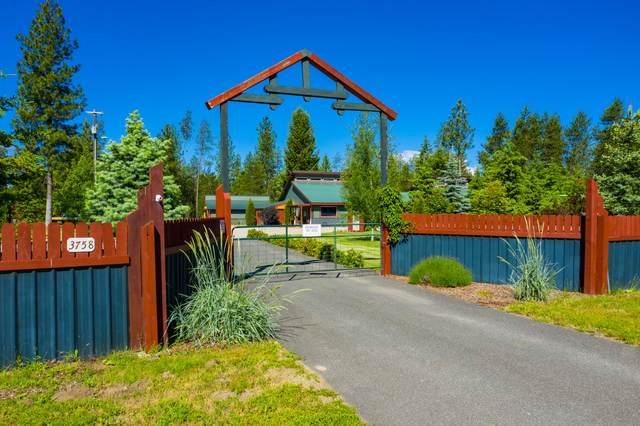 3758 S Hwy 395 Hwy S, LOON LAKE, WA 99148 (#38490) :: The Spokane Home Guy Group