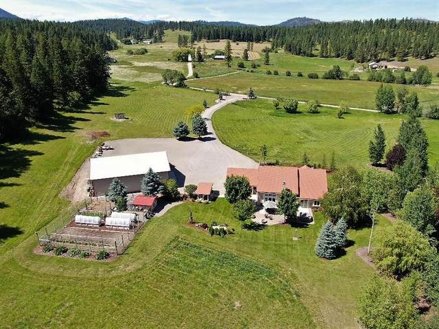 1801 Hutchison Rd, ADDY, WA 99101 (#38540) :: The Spokane Home Guy Group