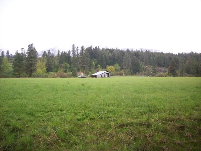 LOT  1A Crane Rd, KETTLE FALLS, WA 99141 (#38672) :: The Spokane Home Guy Group