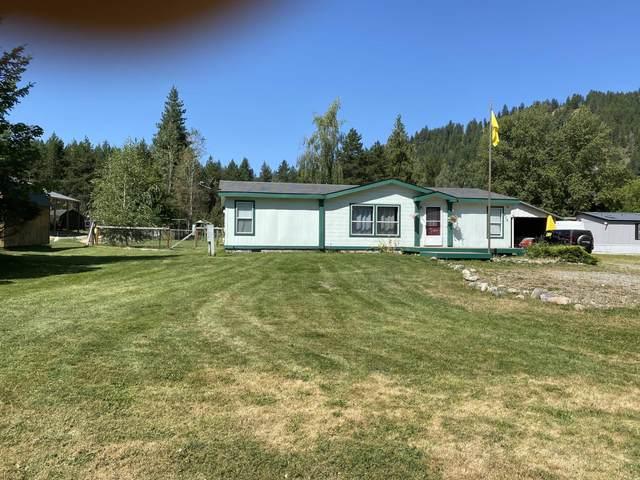 212 8th Ave, IONE, WA 99139 (#38694) :: The Spokane Home Guy Group