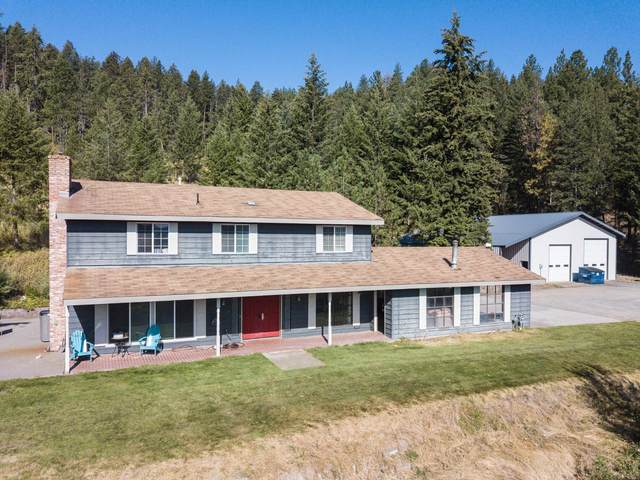 508 Orin Rice Rd, COLVILLE, WA 99114 (#38702) :: The Spokane Home Guy Group