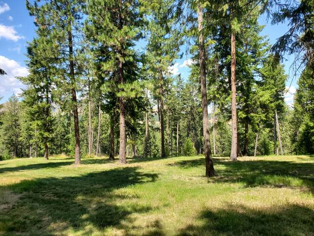 LOT F Marcus Campground Rd, MARCUS, WA 99151 (#38721) :: The Spokane Home Guy Group