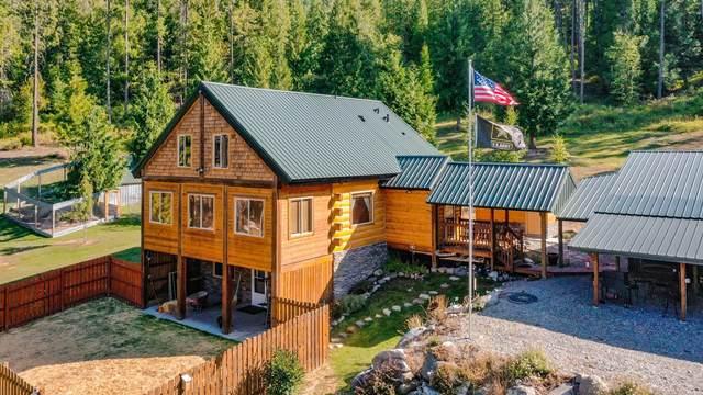 1 Hodgson Spur Rd, KETTLE FALLS, WA 99141 (#38760) :: The Spokane Home Guy Group