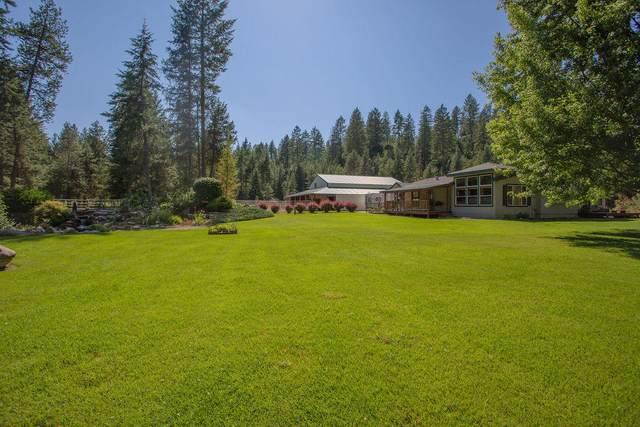 3872 Hemlock Rd C, LOON LAKE, WA 99148 (#38782) :: The Spokane Home Guy Group