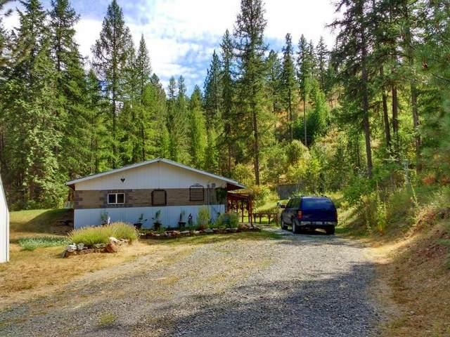 2761 Quarry-Browns Lake Rd, CHEWELAH, WA 99109 (#38816) :: The Spokane Home Guy Group
