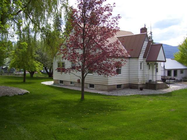 860 E 3RD Ave, COLVILLE, WA 99114 (#39002) :: The Spokane Home Guy Group