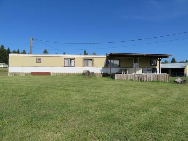 735 Trout Creek Rd, REPUBLIC, WA 99166 (#39068) :: The Spokane Home Guy Group