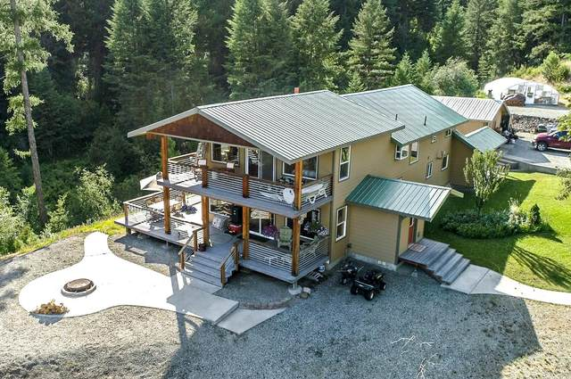 127 Malo Lake Rd, MALO, WA 99150 (#39267) :: The Spokane Home Guy Group