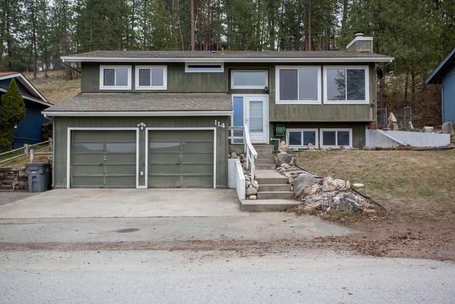 114 N Pine St, COLVILLE, WA 99114 (#39554) :: The Spokane Home Guy Group
